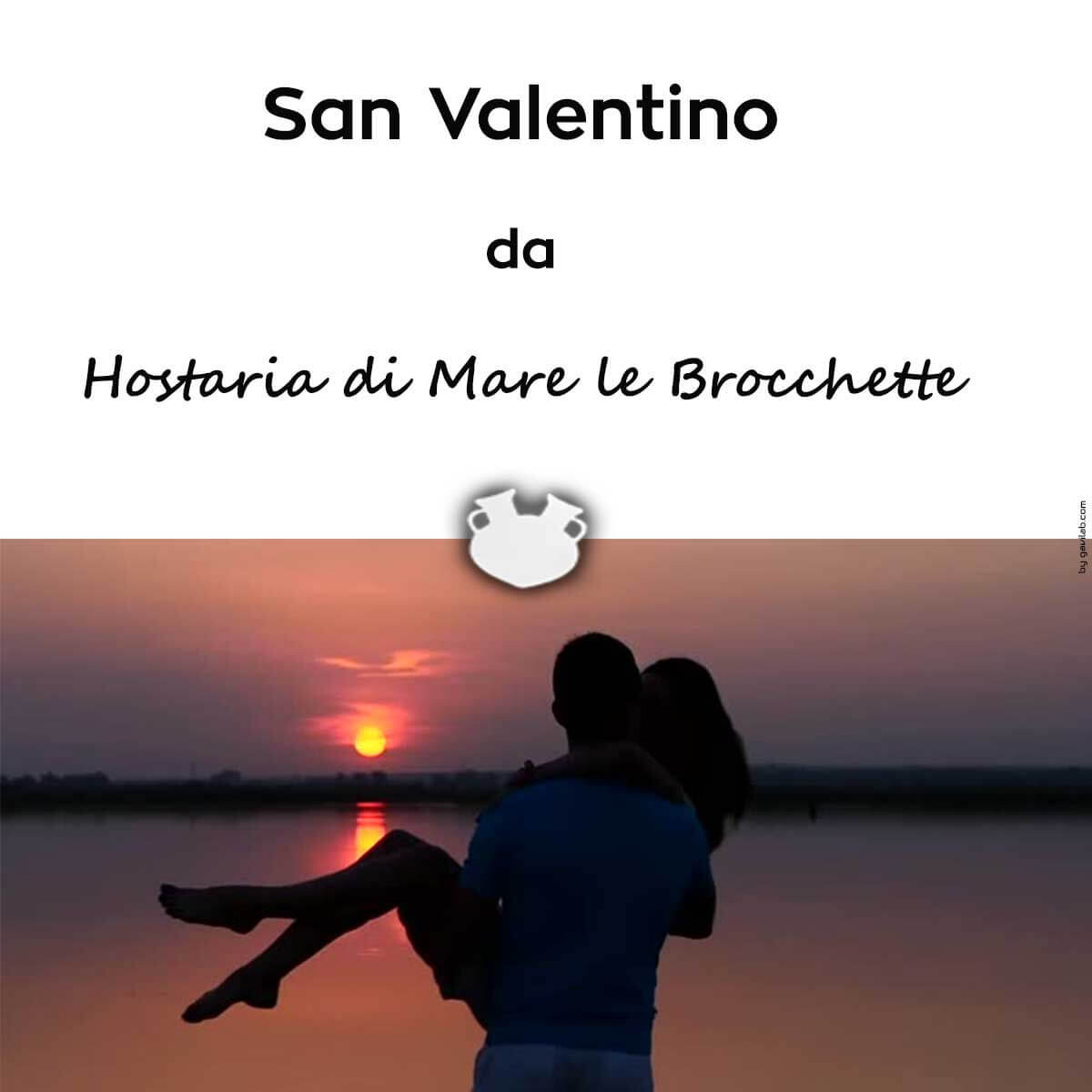 Cena San Valentino 2018