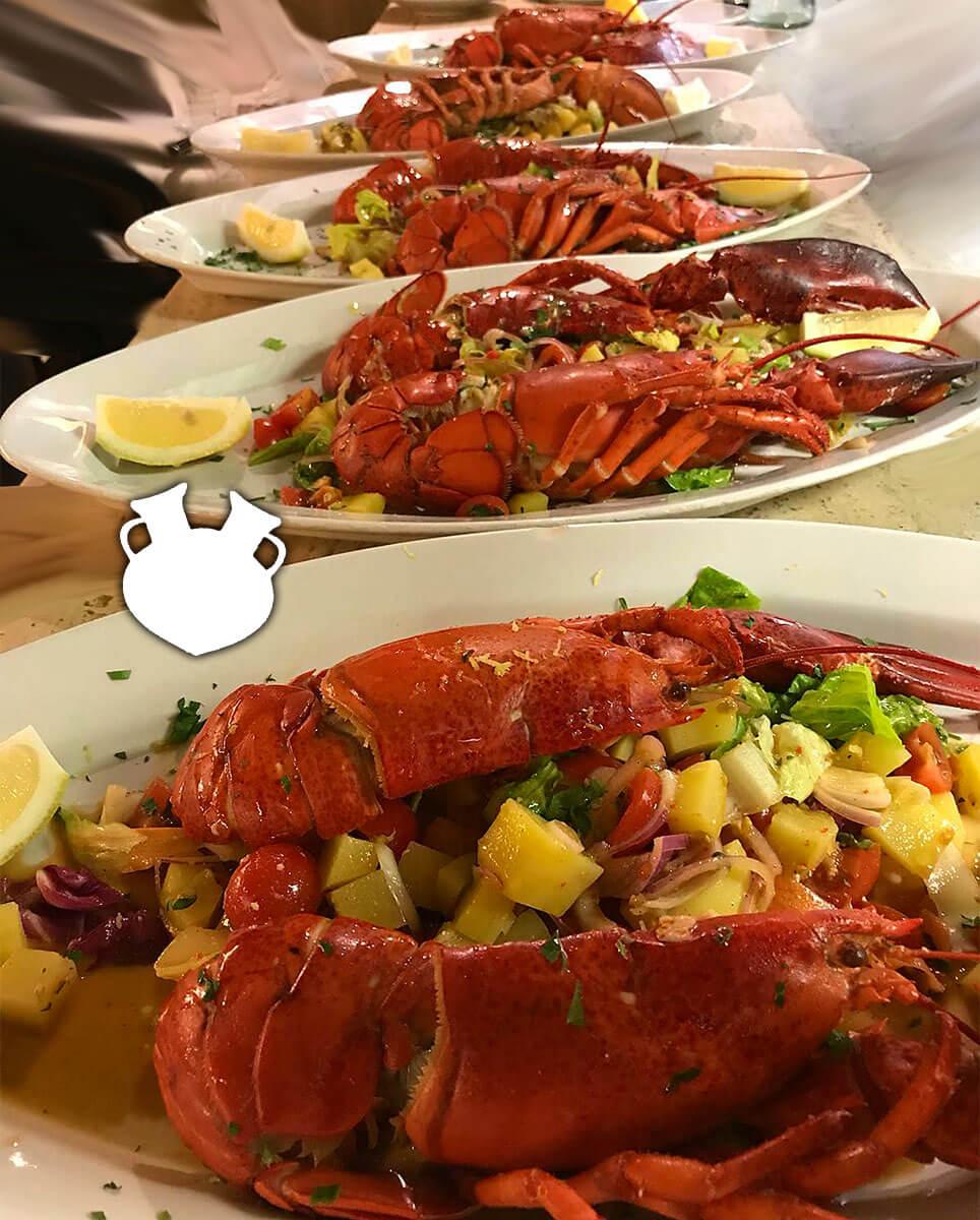 La tradizione di mangiare pesce a Fiumicino