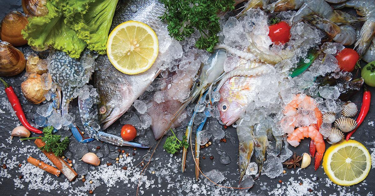 Degustazione pesce: Ci facciamo in tris!