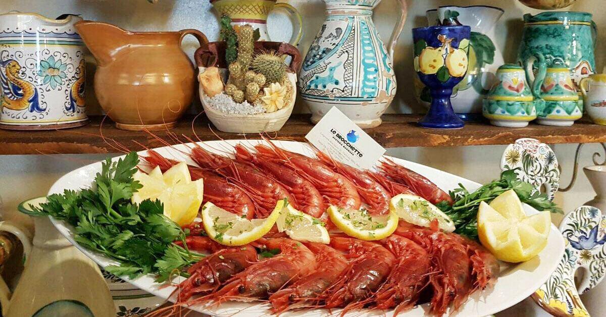 Il tuo ristorante di pesce a Fiumicino